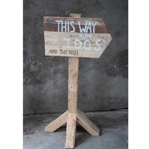 Bord – This way to the I do's