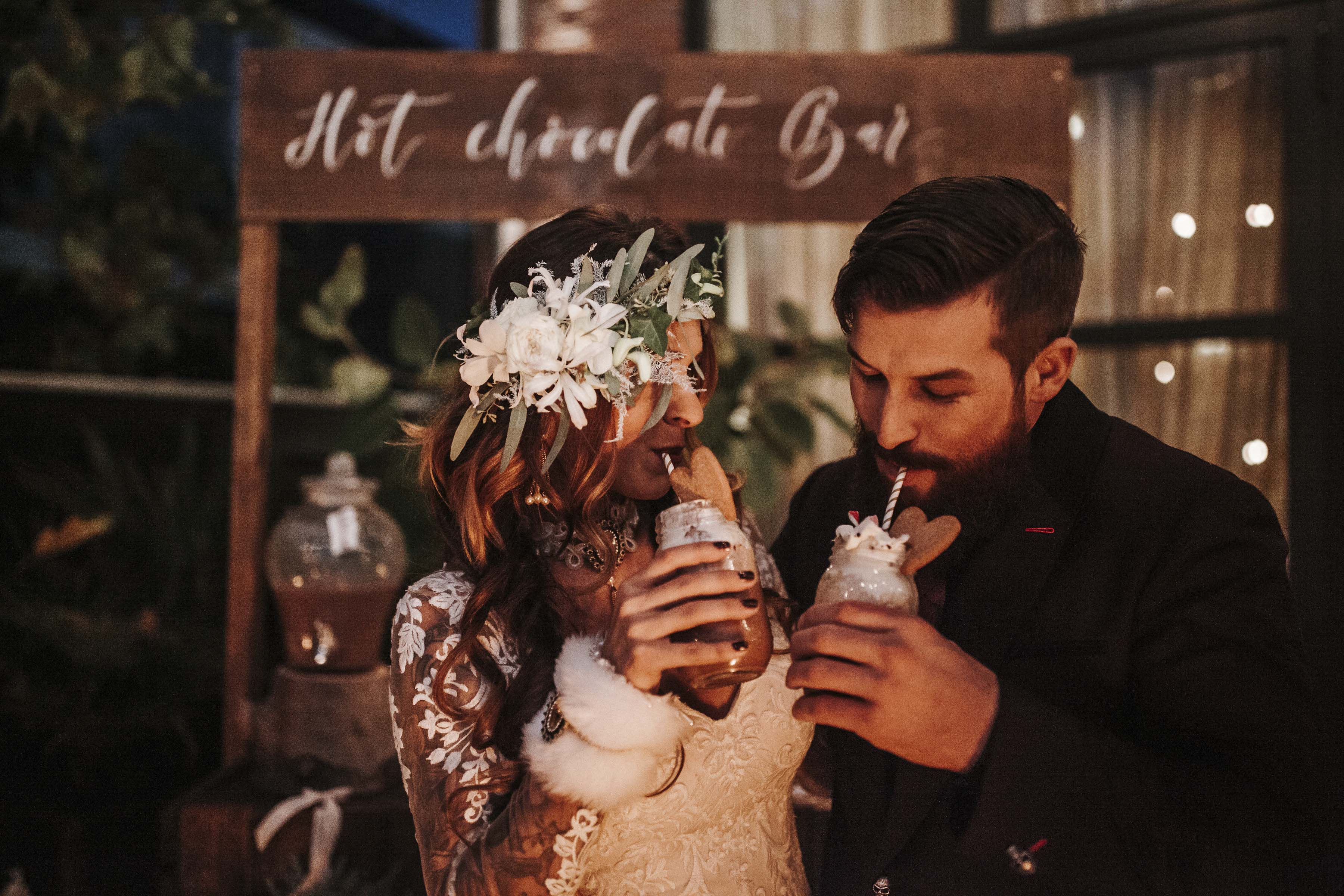 Styled Shoot Winter Wedding